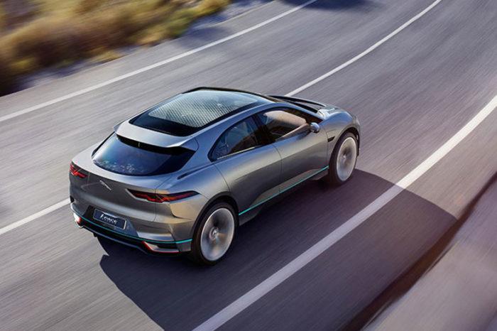 Jaguar elektroauto