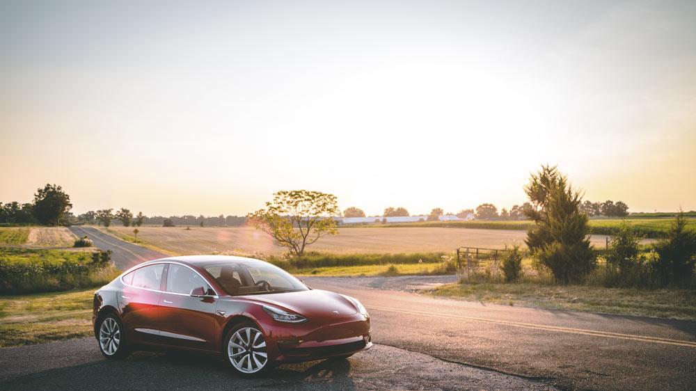 Tesla Model 3 Vorteile EV