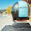 Eccity Elektro Roller