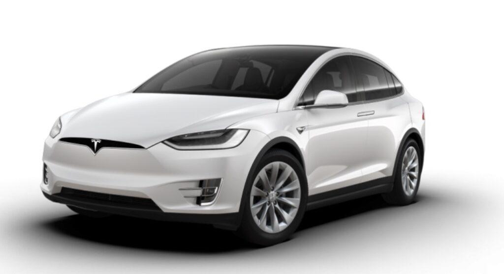 Elektroauto Tesla Model X