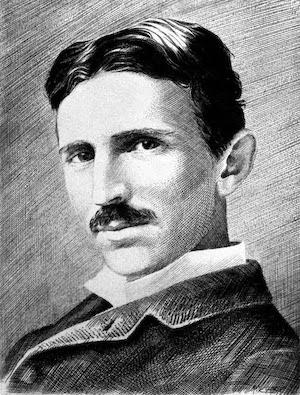 Nicola Tesla, Erfinder und Ingenieur