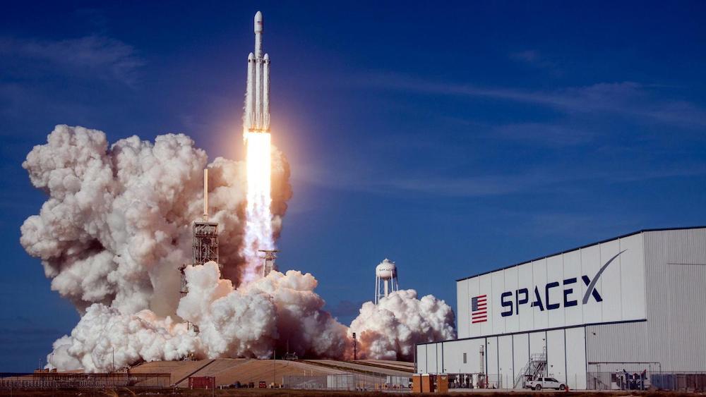 Elon Musk, Gründer SpaceX