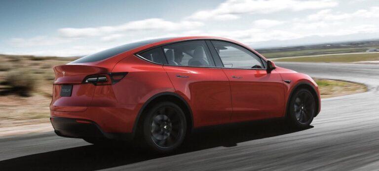 Tesla Model Y Elektroauto