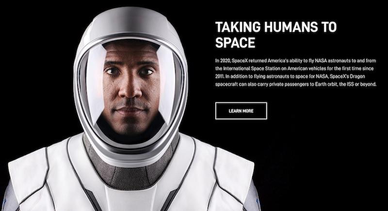SpaceX gegründet von Elon Musk