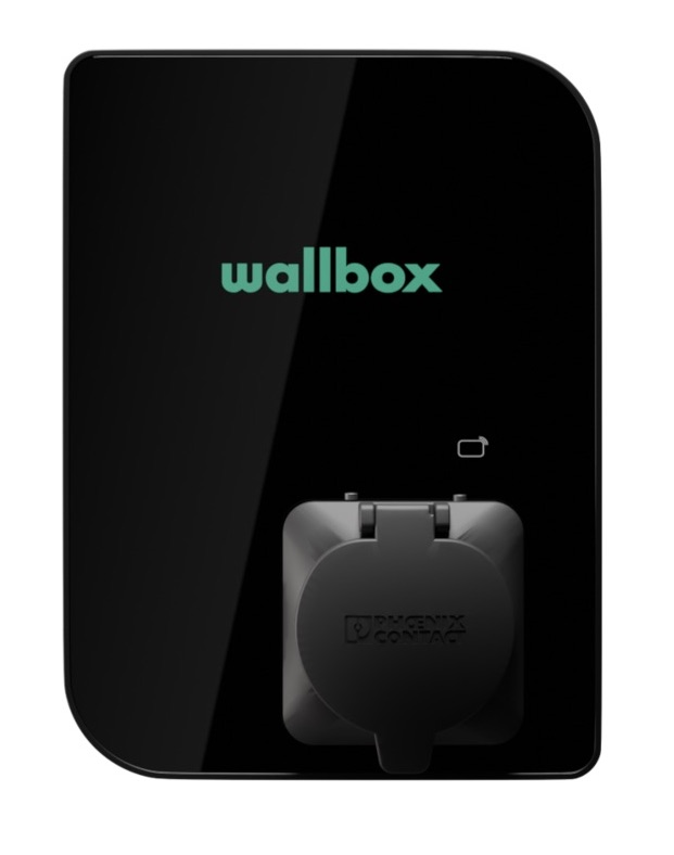 Wallbox Copper Ladestation