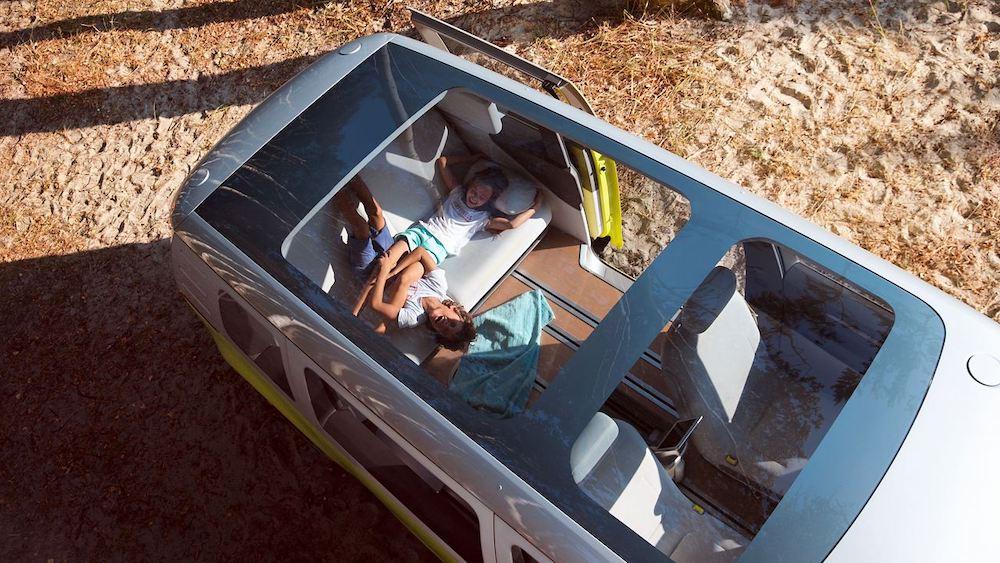 Volkswagen ID.BUZZ elektrischer Campingbus