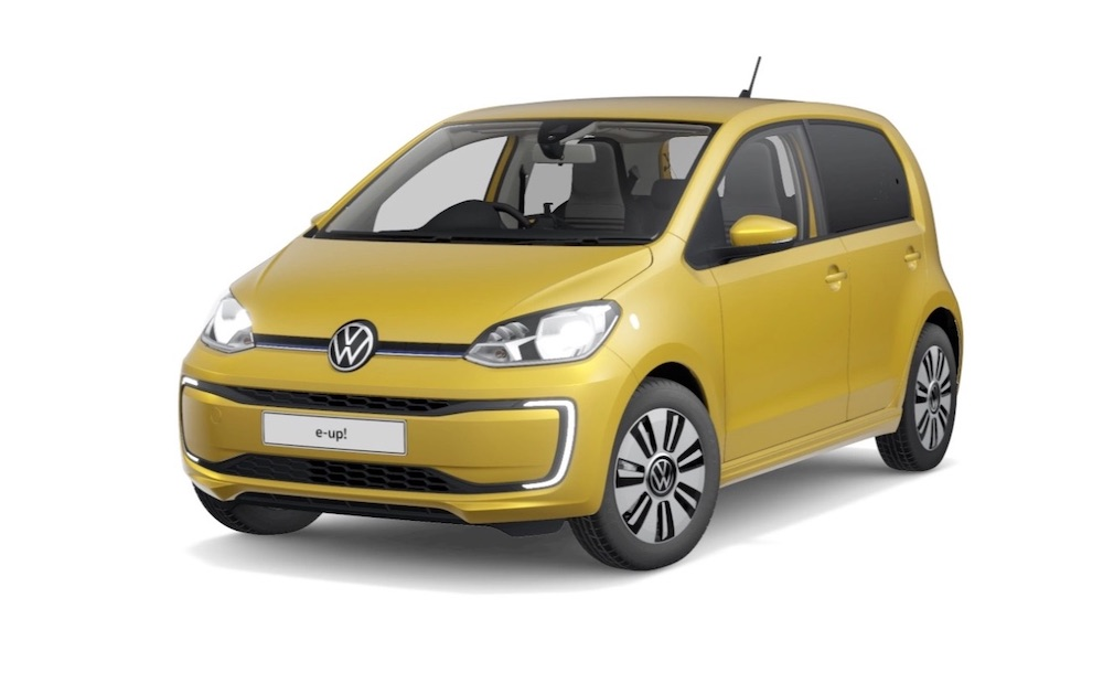 VW e-up elektroauto
