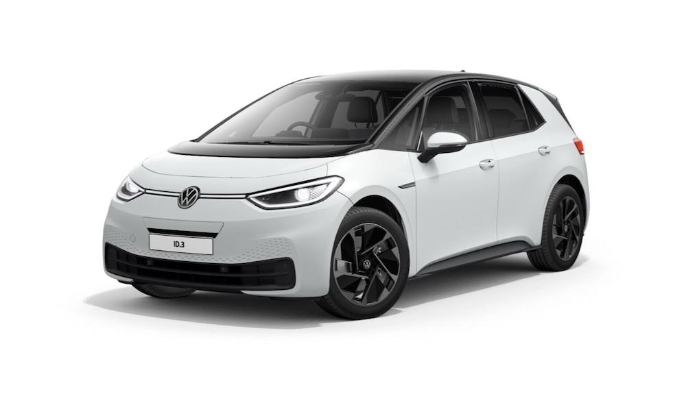 VW ID 3 elektroauto