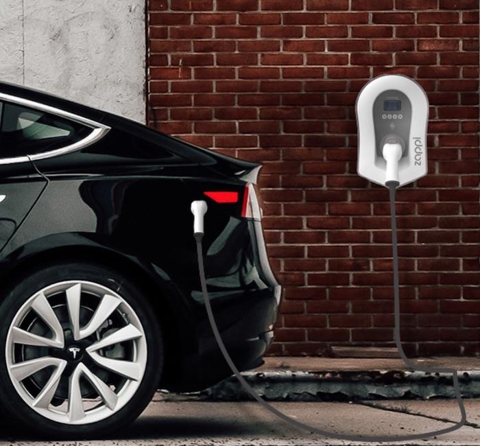 myenergi zappi Elektroauto Ladestation Wallbox