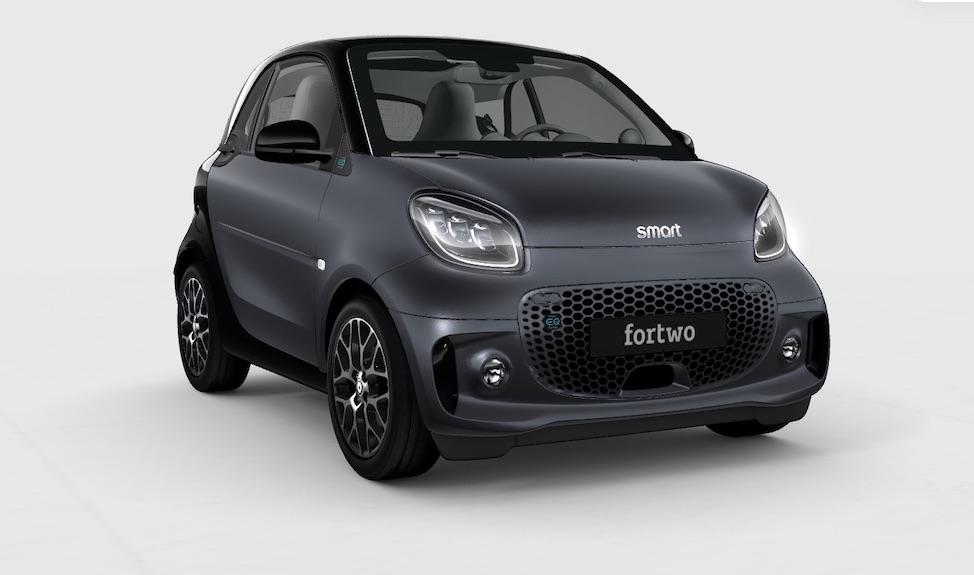 Smart EQ fortwo Elektroauto