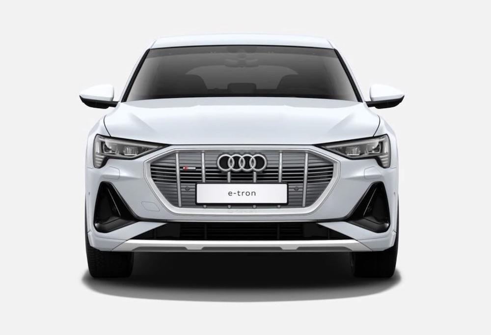 Audi e-tron sportback elektroauto