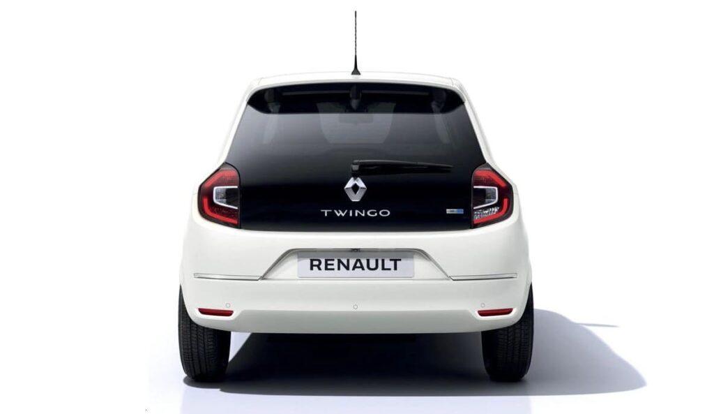 Renault Twingo Elektroauto