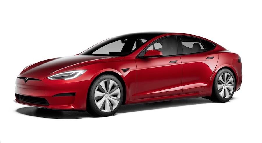 tesla model S elektroauto