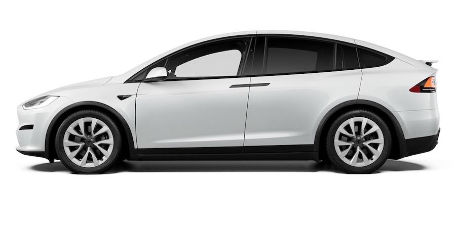tesla model X elektroauto