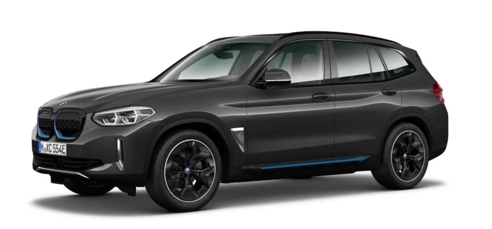 BMW iX3 Elektroauto SUV