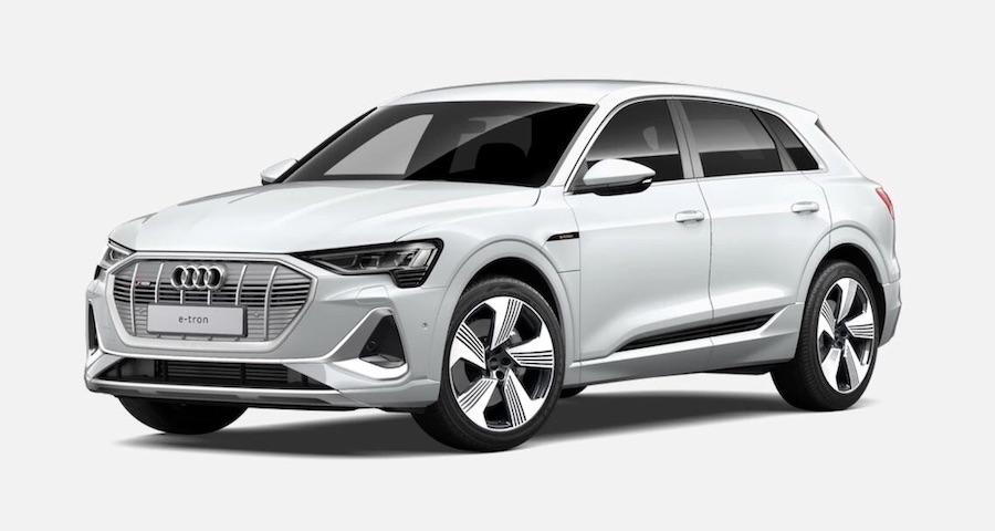 Audi e-tron SUV elektroauto