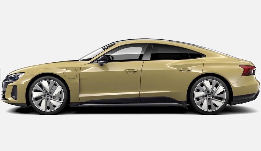 Audi e-tron GT quattro Elektroauto