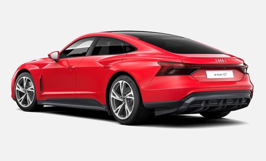 Audi e-tron GT Elektroauto Leitfaden