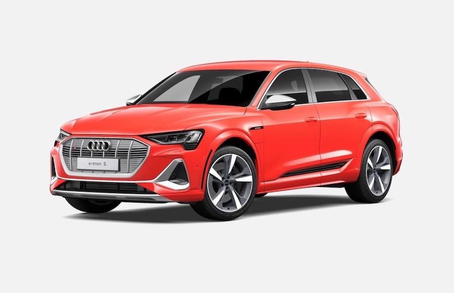 Audi e-tron S SUV