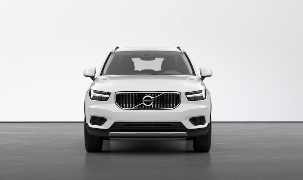 Der vollelektrische Volvo XC40 Recharge Plug-In Hybrid SUV (Quelle: Volvo)