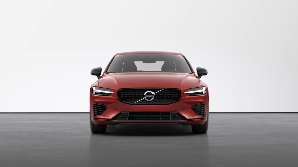 Volvo S60 Plug-In Hybrid elektroauto