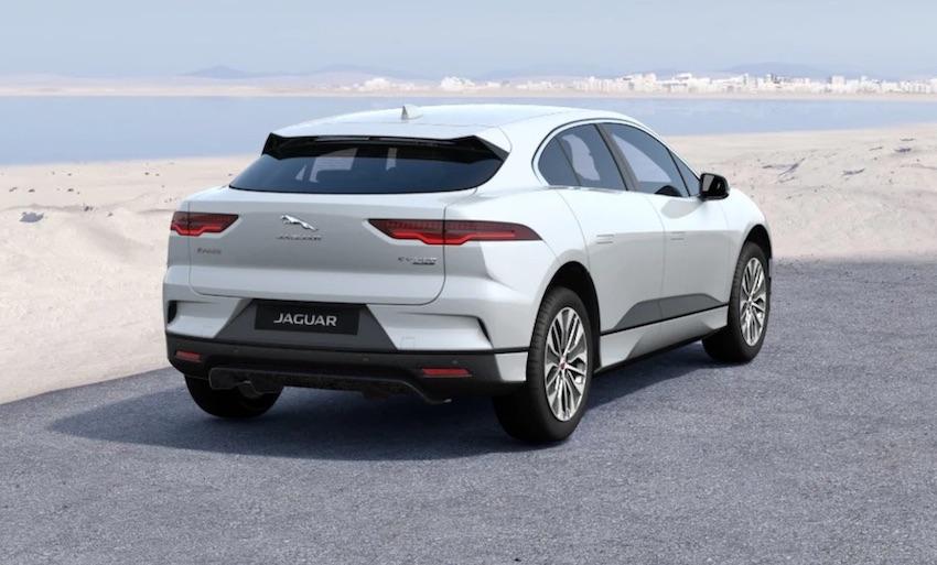 Jaguar I Pace elektroauto