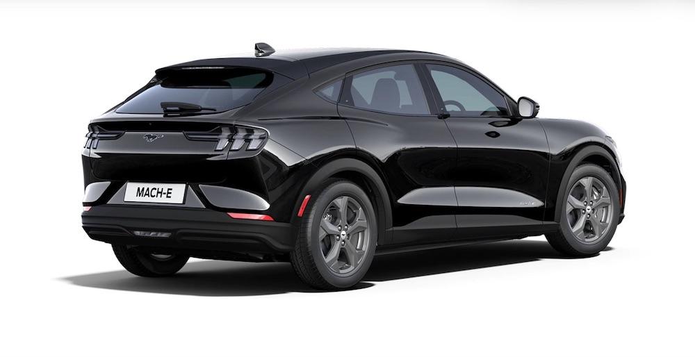 Ford Mustang MACH-E SUV elektroauto