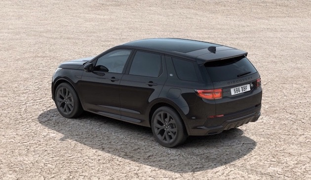 Discovery Sport Plug-In Hybrid SUV elektroauto