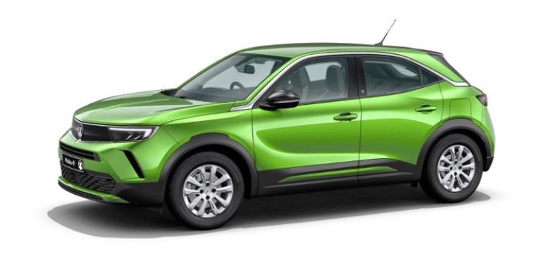 Opel Mokka-E SUV elektroauto