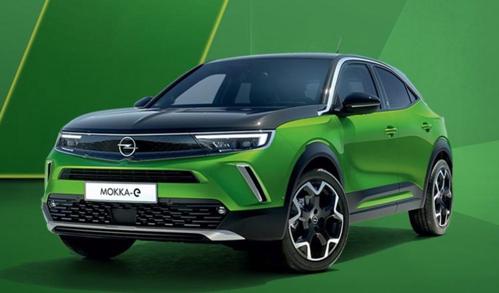 Opel Elektroautos