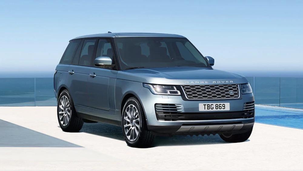 Range Rover Plug-In Hybrid SUV elektroauto