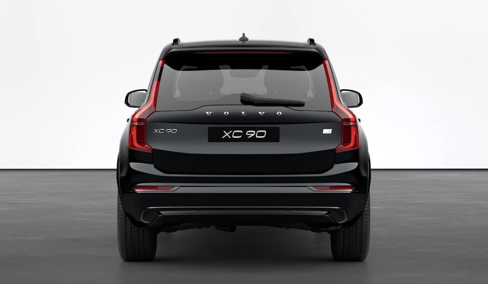 Volvo XC90 Recharge Plug-In Hybrid elektroauto