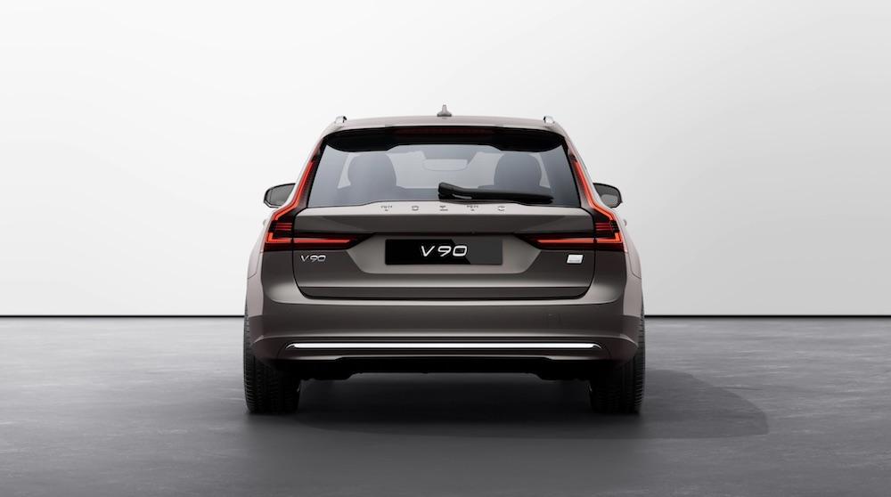 Volvo V90 Recharge Plug-In Hybrid elektroauto