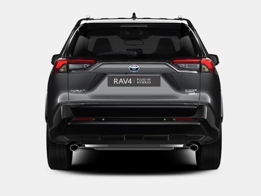 Toyota RAV4 Plug-In Hybrid elektroauto