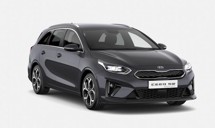 Kia Ceed Sportswagon Plug-In Hybrid elektroauto