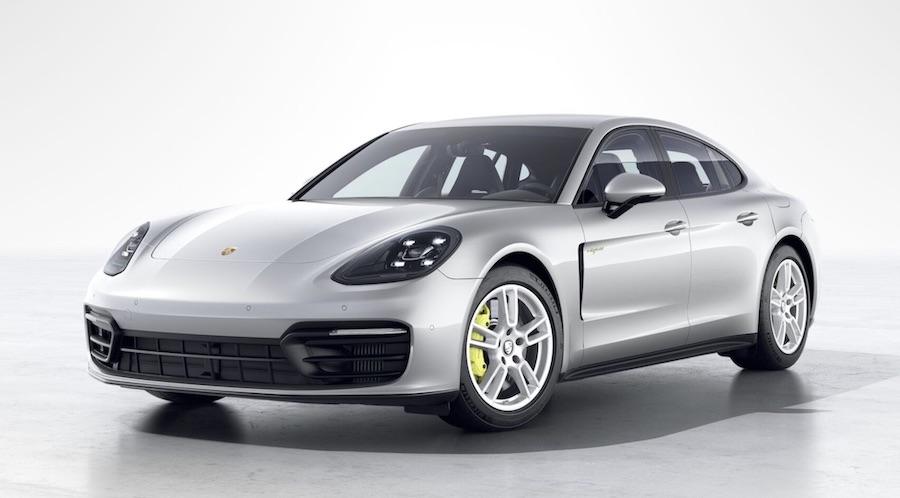 Porsche Panamera E Hybrid elektroauto