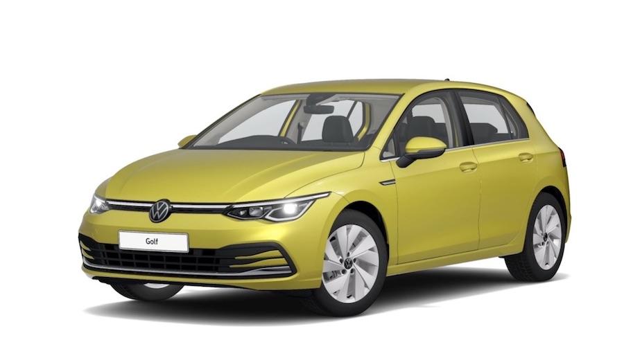Der vollelektrische Volkswagen Golf Plug-In Hybrid