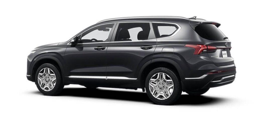 Der vollelektrische Hyundai Santa FE Plug-In Hybrid SUV