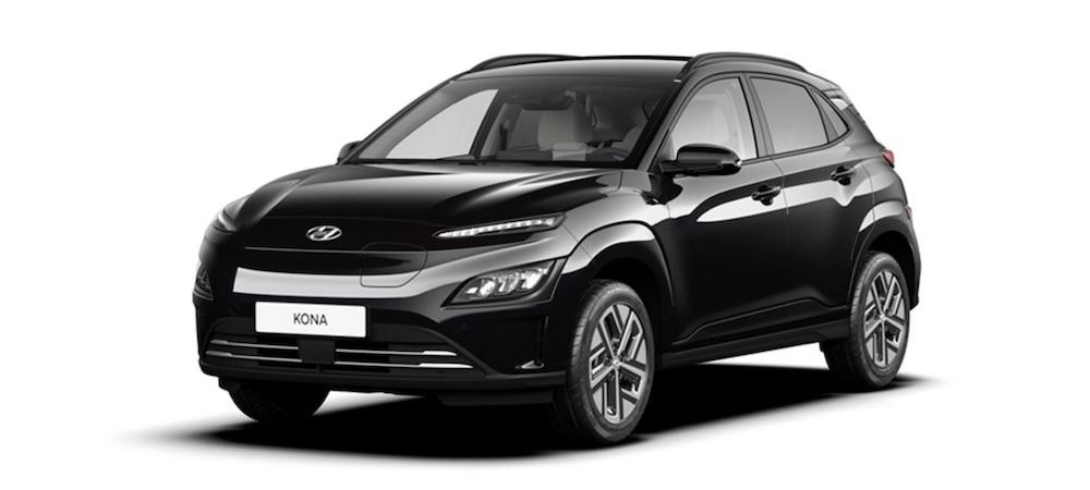 Der vollelektrische Hyundai Kona SUV