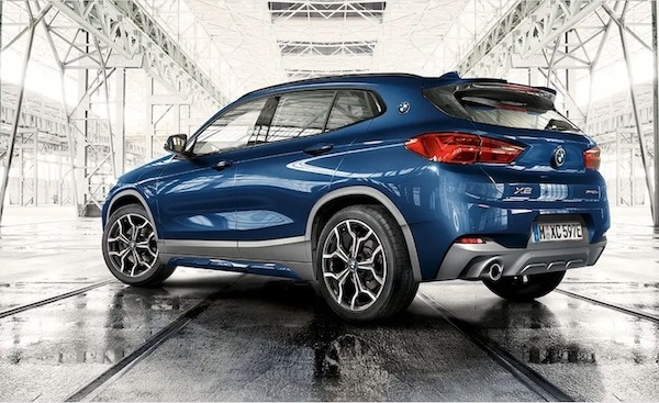 BMW X 2 Plug-In Hybrid SUV